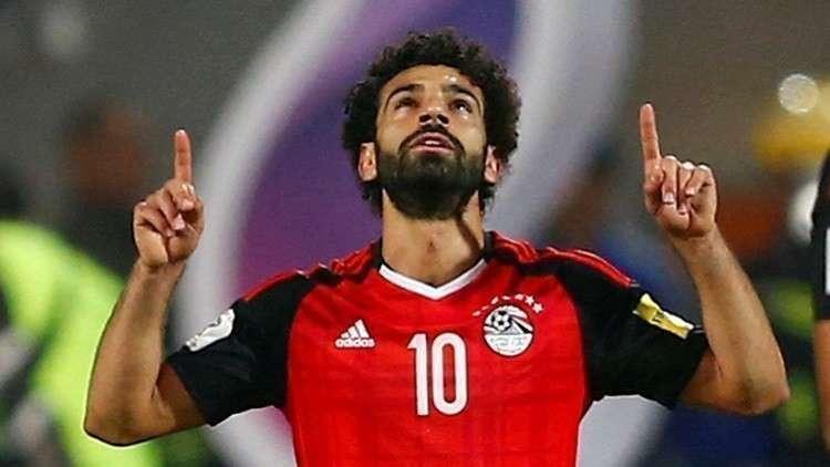 صحيفة إنجليزية تضع محمد صلاح ضمن 7 مرشحين للفوز بالكرة الذهبية 2018