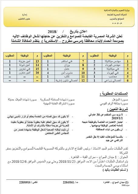 وظائف وزارة التموين: الآن فتح باب التقديم بوظائف وزارة التموين والتجارة لجميع المؤهلات 5