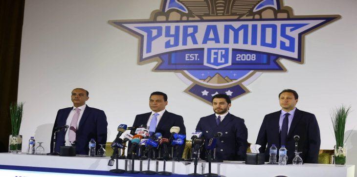 عاجل.. فريق الأهرام ينشر صورة للاعبين قبل بدء معسكر الفريق