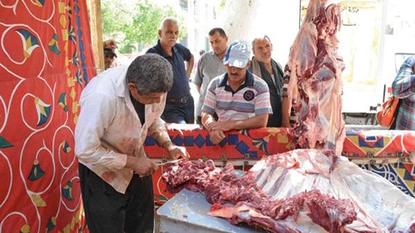 الكيلو بـ70 جنيه.. شوادر لبيع اللحوم البلدية بأسعار مخفضة في تلك المناطق