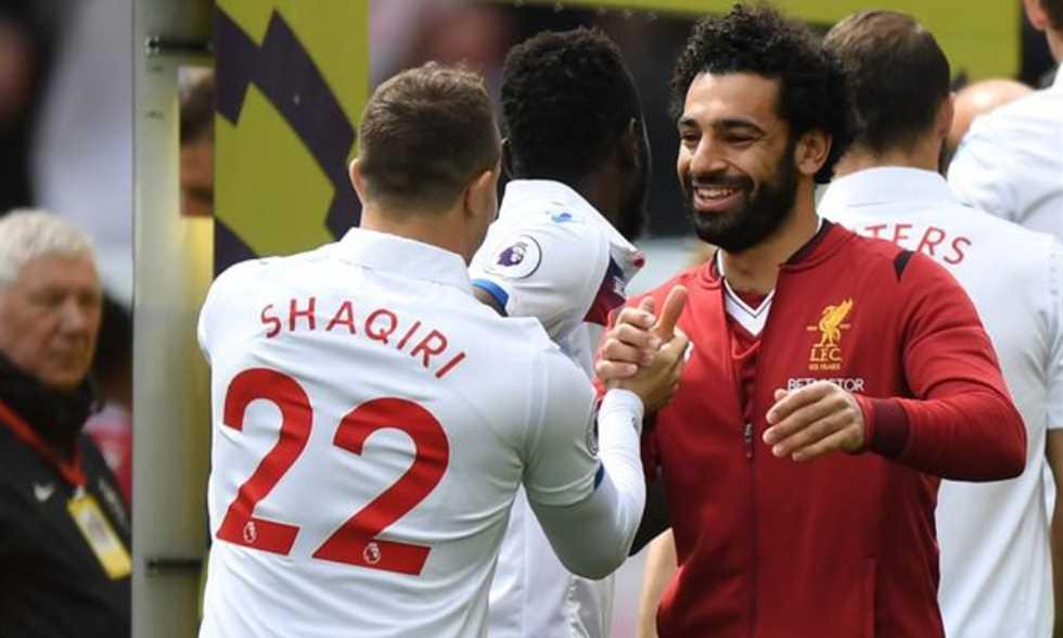 """لاعب ليفربول الجديد يطلق تصريح مثير للجدل عن """"محمد صلاح"""" !!"""