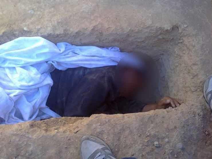 """""""خرج من القبر وقتل 3 أشخاص دفاعًا عن شرفه"""".. تفاصيل مثيرة خلف جريمة هزت الصعيد !"""