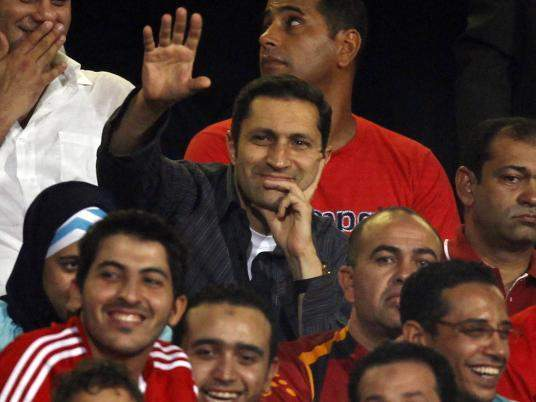 """بالصور.. تعليق ناري من """"علاء مبارك"""" على تصريحات الرئيس السيسي الأخيرة"""