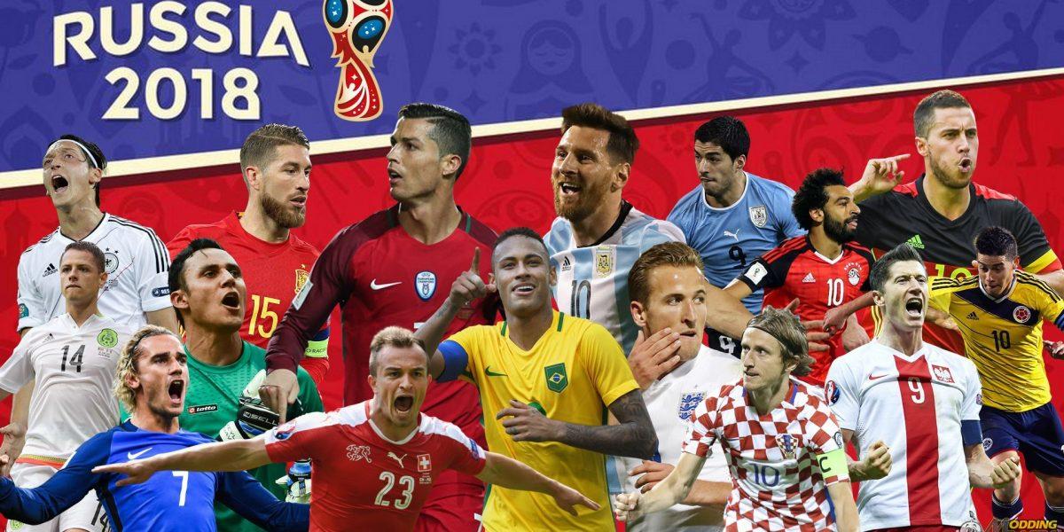 تعرف على أبرز المرشحين لجائزة أفضل لاعب في مونديال روسيا 2018..
