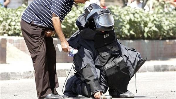 عاجل.. محاولة تفجير محكمة في دمياط بإستخدام قنبلة بدائية الصنع منذ قليل !!