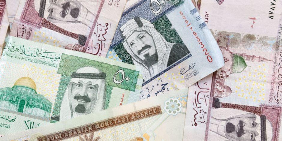 سعر الريال السعودي اليوم 7 أغسطس