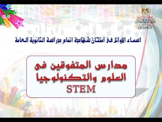 ننشر أسماء أوائل الثانوية العامة 2018 على مستوى محافظات جمهورية مصر العربية 29