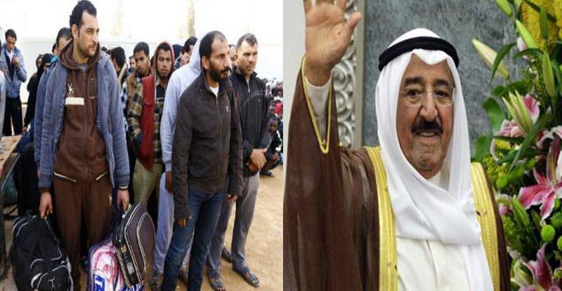 600 ألف وافد … قد يغادرون الكويت قريبًا