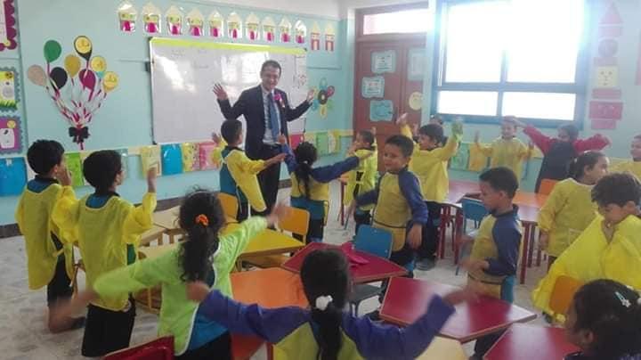 تقديم المدارس اليابانية
