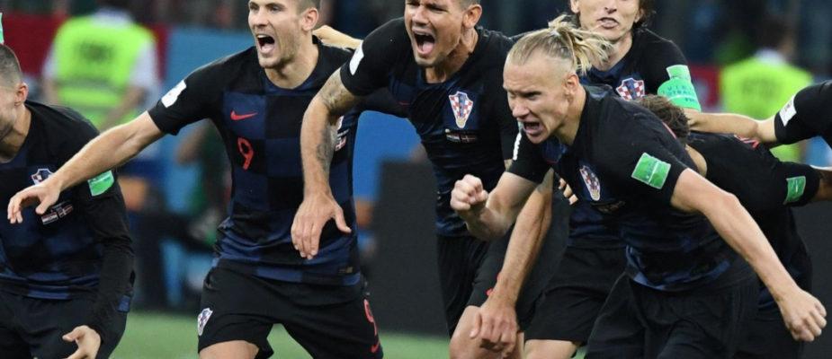 حقائق عن مباراة كرواتيا ضد إنجلترا