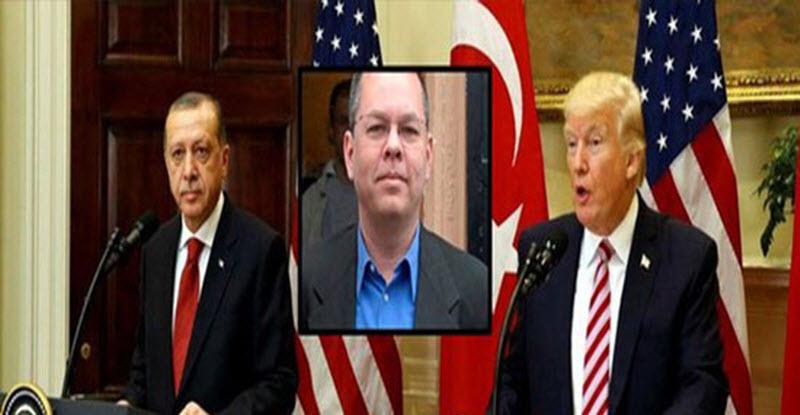 تركيا ترفض الإفراج عن القس الأمريكي.. وواشنطن تهدد بالتصعيد