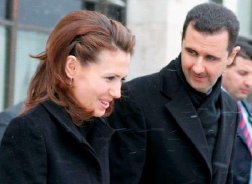 الرئاسة السورية تصدر بيان رسمي تكشف فيه تفاصيل تعرض «بشار الأسد» لمرض خطير.. وتنشر أول صورة لها من داخل المستشفى