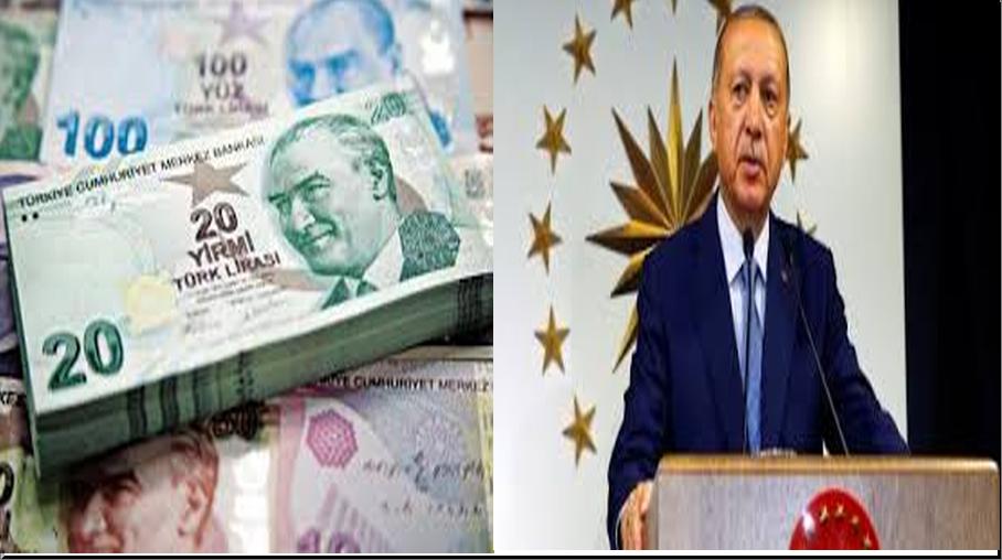 سعر الليرة التركية اليوم في مقابل الدور الأمريكي يدخل في منحدر جديد