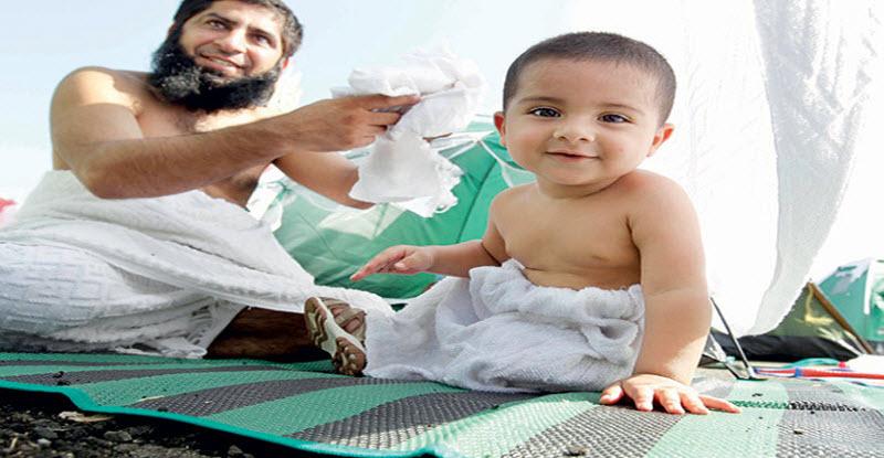 لأول مرة | حضانة لرعاية أطفال الحجاج في مكة والمدينة المنورة