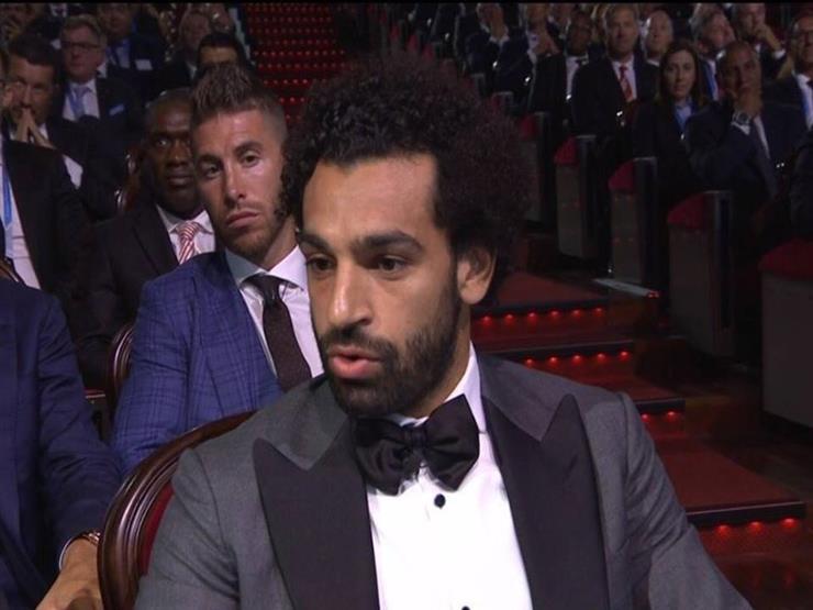 غضب الصحف الإنجليزية بعد موقف راموس من «محمد صلاح» في حفل يويفا أمس