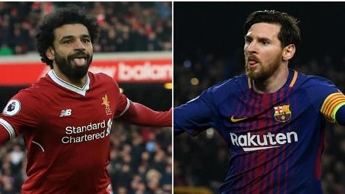 «صلاح» بديلاً لـ«ميسي» في برشلونة مقابل 250 مليون يورو.. بناءًا على طلب إدارة البرسا