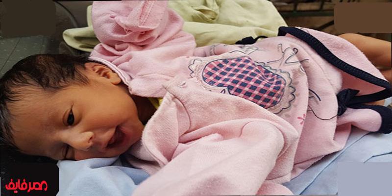 كاميرات المراقبة بشيرا الخيمة كشفت مختطفي الطفلة الرضيعة