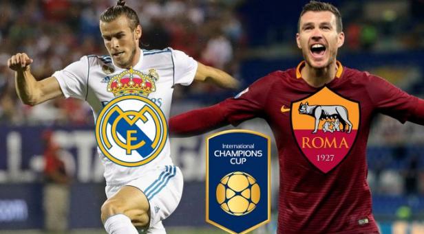 مباراة ريال مدريد وروما اليوم والقنوات المجانية المفتوحة الناقلة للمباراة
