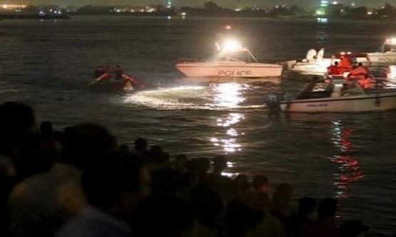 عاجل| مصرع 22 تلميذًا وامرأة بعد غرق مركب كان يستقلونه بولاية نهر النيل