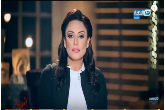 """عاجل وبالتفاصيل.. الإعتداء على الإعلامية """"مني عراقي"""" أثناء تصوير حلقة برنامجها"""