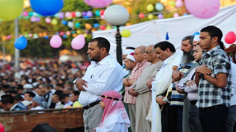 موعد صلاة عيد الأضحى المبارك لعام 2018 بجميع المحافظات المصرية