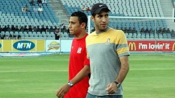 أبو تريكة يحيي الذكرى الثانية عشر لوفاة اللاعب محمد عبد الوهاب