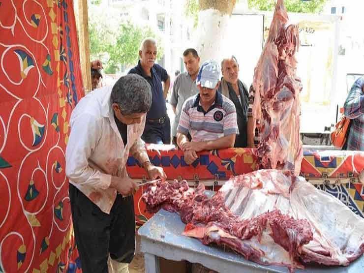 الحكومة توضح حقيقة شراء لحوم مذبوحة مخالفة للشريعة وحقيقة زيادة أسعار اللحوم بمنافذ التموين