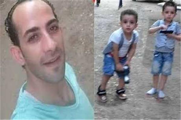 """عاجل.. تطورات جديدة في قضية الأب قاتل طفلي الدقهلية """"محمد وريان"""" منذ قليل"""
