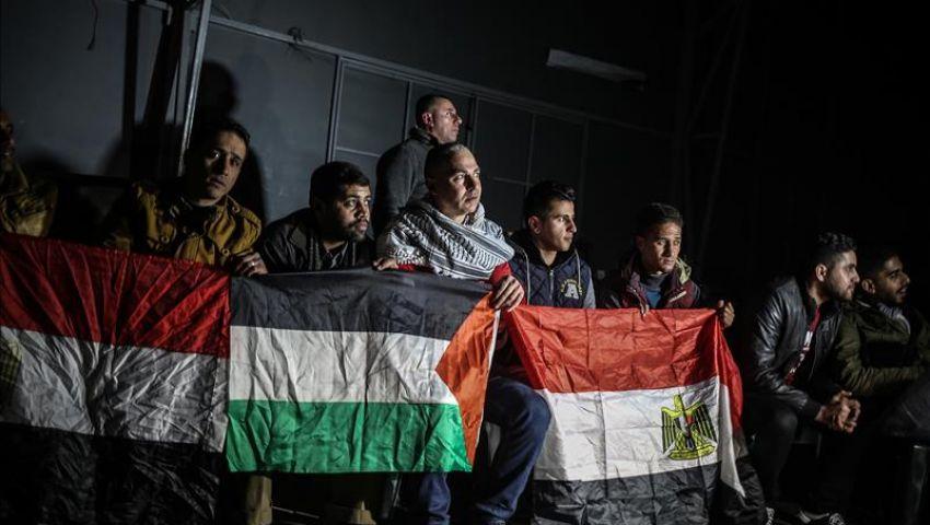 """قرار """"تاريخي"""" من الرئيس السيسي بشأن قطاع غزة.. وفرحة عارمة للمواطنين هناك"""
