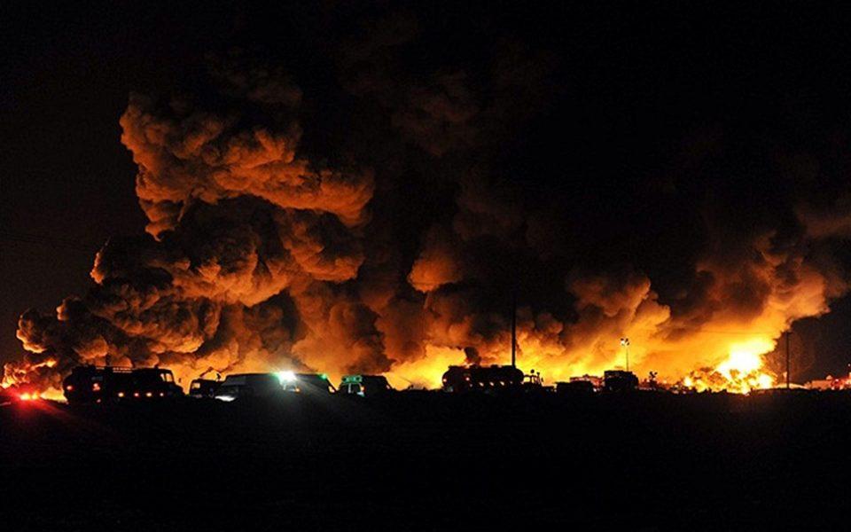 عاجل.. إندلاع حريق داخل مصنع عسكري.. ومصادر رسمية تؤكد وجود ضحايا
