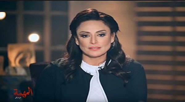 """بالتفاصيل.. الإعتداء على الإعلامية """"مني عراقي"""" أثناء تصوير حلقة برنامجها الجديد"""