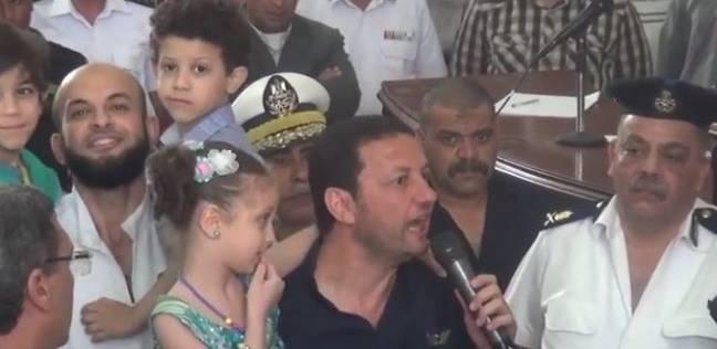 """منذ قليل.. حكم عاجل من محكمة الجنايات ضد الدكتور """"باسم عودة"""""""