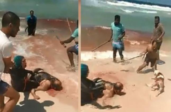 """زوجة """"شهيد الشرف"""" على شاطئ الإسكندرية تكشف تفاصيل مثيرة وراء مقتله.. ومحامي المتهم يفجر مفاجأة حول القضية"""