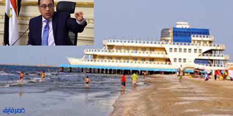 بدء المرحلة الأولى من تحلية مياه البحر في بورسعيد الجديدة بقرض كويتي قدره 35 مليون دينار