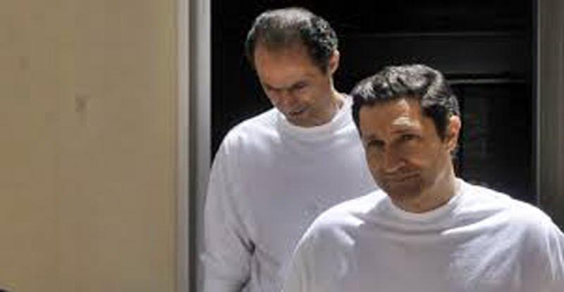شاهد| تعليق هام ومثير لـ«علاء مبارك» بعد خروجه من السجن