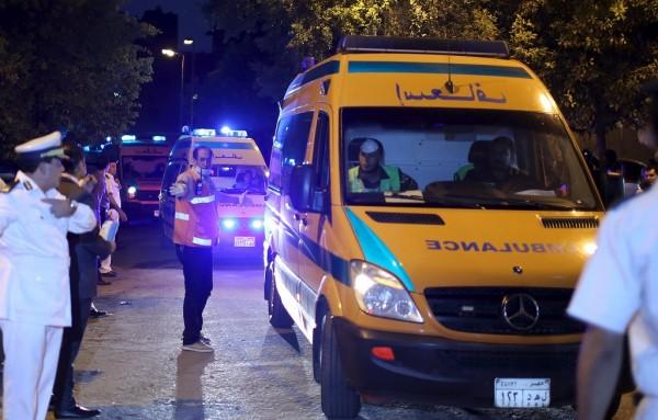 """الداخلية تكشف تفاصيل """"كارثة كورنيش الإسكندرية"""".. والصحة تؤكد: 5 ضحايا حتى الآن"""