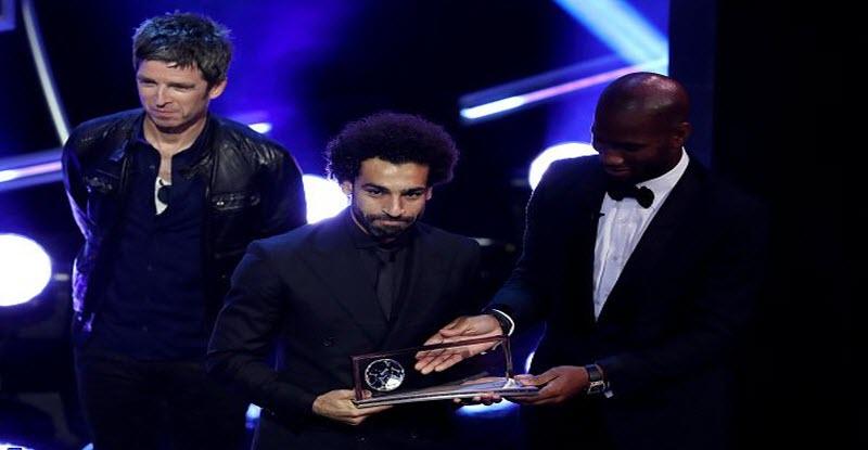 شاهد أجمل هدف في العالم للنجم المصري محمد صلاح