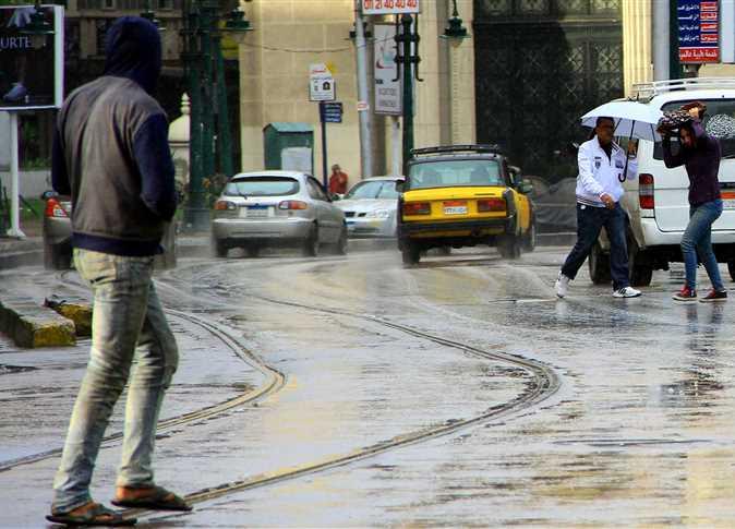 """الأرصاد الجوية تحذر """"نتوقع ظواهر جوية عنيفة """" وتناشد المسئولين بسرعة اتخاذ الإجراءات اللازمة"""