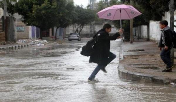 الأرصاد الجوية تحذر سقوط أمطار على المحافظات التالية غدا وانخفاض في درجات الحرارة بمعدل 4 درجات
