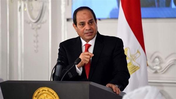 صباح اليوم الثلاثاء.. رسالة هامة وعاجلة من الرئيس «عبد الفتاح السيسي» لجميع المصريين
