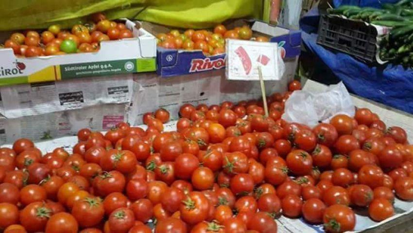 """عاجل.. أول تعليق من الحكومة حول وجود """"طماطم مسمومة"""" في الأسواق"""