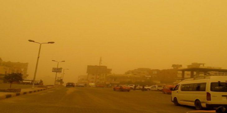 الأرصاد: عواصف ترابية تجتاح هذه المحافظات بعد ساعات.. وأمطار قوية قادمة في الطريق !!