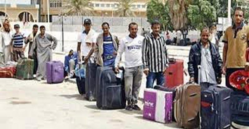 بعد قرارات السعودة.. توقعات بعودة نصف مليون مصري من السعودية خلال 2019