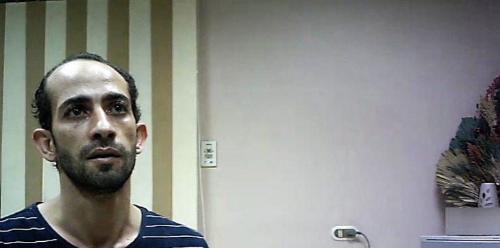 دليل جديد قاطع ينهي الشك ضد قاتل طفليه – فيديو –