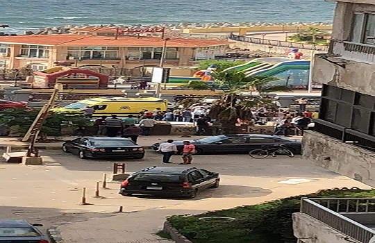 عاجل بالصور| أول بيان أمني بتفاصيل الصور المتداولة بشأن حادث نزلة كوبري سيدي جابر بكورنيش الإسكندرية وعدد القتلى والمصابين