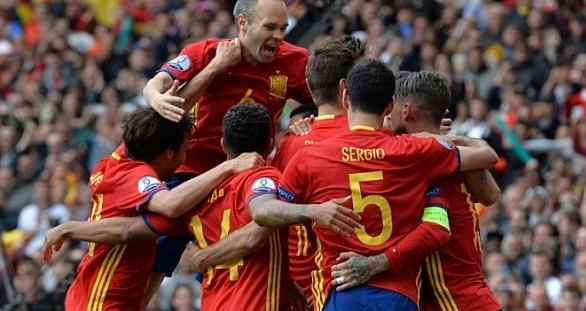 موعد مباراة إسبانيا وكرواتيا وتردد القنوات المفتوحة المجانية الناقلة للمباراة