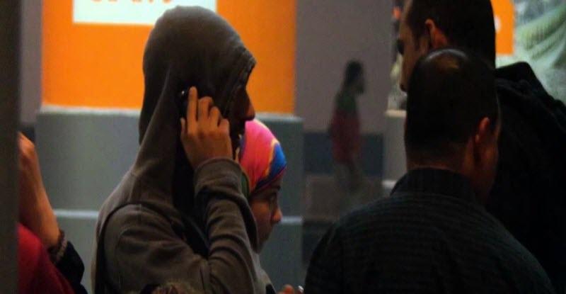 بالصور | محمد صلاح يصل مطار القاهرة وسط حراسة أمنية مشددة