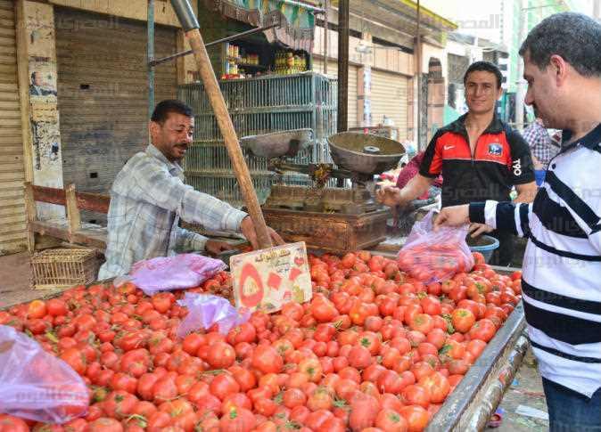 وزارة الزراعة تكشف حقيقة وجود طماطم سامة بالأسواق المصرية