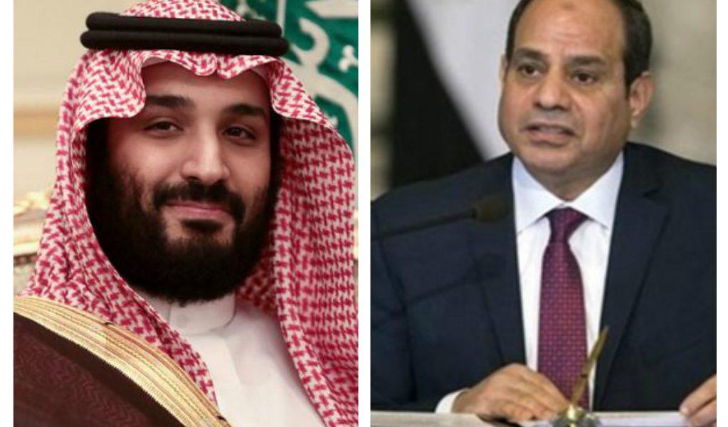 """ضربة قاتلة لنظام """"تميم"""".. مصر والسعودية والإمارات يتعاونا في مشروع تاريخي سيغير جغرافية المنطقة"""
