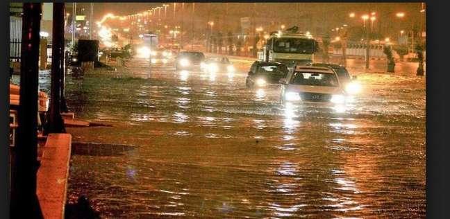 """رياح قوية وأمطار جديدة.. """"الأرصاد"""" تحذر من طقس الأسبوع المقبل بدءًا من يومي الأحد والإثنين.. وللمواطنين: """"البسوا تقيل"""""""
